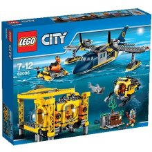 LEGO City Diving base