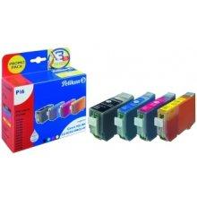Tooner Pelikan Tinte 4er Canon PGI-5BK,CLI-8