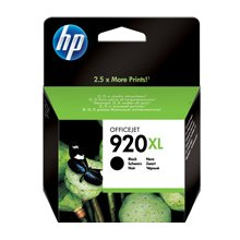 Тонер HP INC. HP 920XL чёрный Officejet Ink...