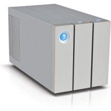 Kõvaketas LaCie 2big/6 TB Tb2&USB3+kaabel