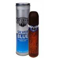 Cuba Silver Blue 100ml - Eau de Toilette для...