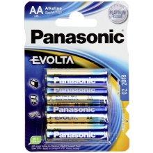 PANASONIC AA/LR6, Alkaline, 4 pc(s)
