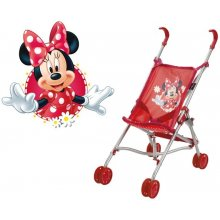 Brimarex Minnie folding trolley, silver...