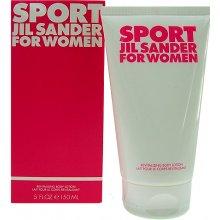 Jil Sander Sport, лосьон для тела 150ml...