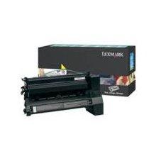 Tooner Lexmark C782X1YG, kollane, Lexmark...