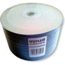 Toorikud Maxell CD-R 700 MB 52x PRINTABLE...