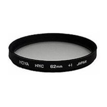 Hoya Close-Up lens +1 HMC 62