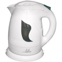 Чайник ADLER Kettle 1,0 l AD 08 белый