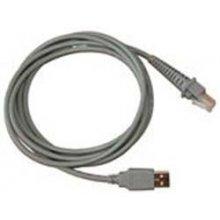 Datalogic ADC CAB-426, kaabel SH5044, USB