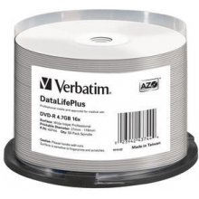 Диски Verbatim DVD-R 50PK SPINDLE...