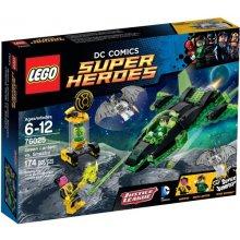 LEGO Hero Zielona Latarnia vs Sinestro