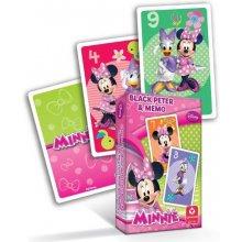 Cartamundi Game чёрный Peter Minnie Mouse