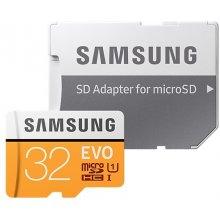 Samsung Memory card Evo microSDHC 32GB CL10