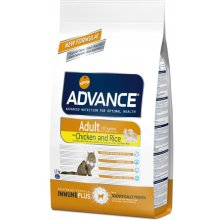 ADVANCE cat Adult Chicken и Rice 0,4kg