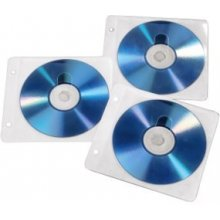 Diskid Hama CD- / DVD-Ringbuch-Hüllen 50er...