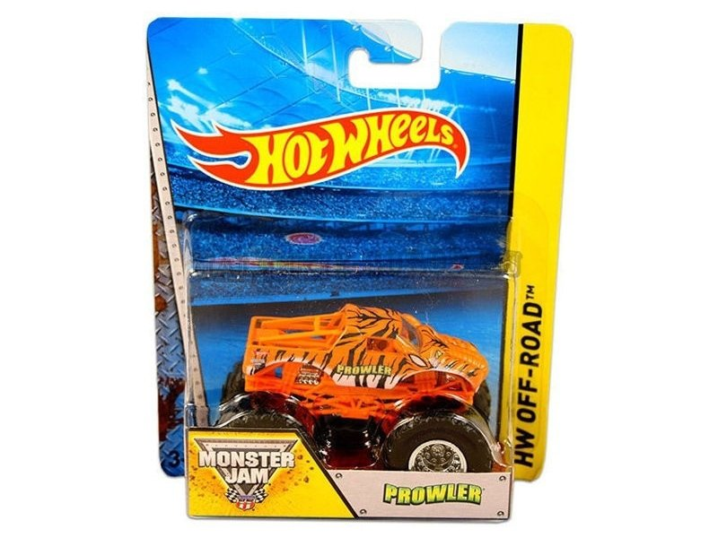 Hot Wheels Monster Jam Superterenówka