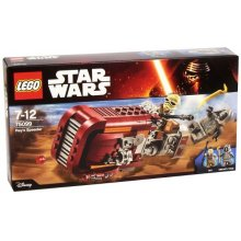 LEGO Star Wars Rey`s Speeder
