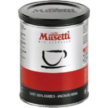 Caffe Musetti Ground coffee, 250 g g, 0.25...