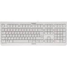 Клавиатура Cherry Tas KC 1000 USB серый...