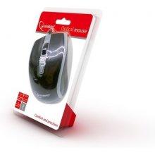Hiir Gembird optiline mouse 1600DPI, USB...