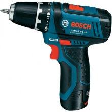 BOSCH GSR 10.8-2-LI Professional inkl. 2x...