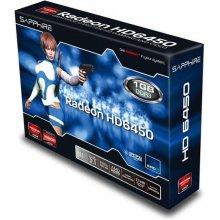 Videokaart Sapphire Radeon HD 6450, 1GB DDR3...