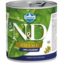 Farmina N&D PRIME Grain Free Lamb &...