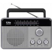 Радио Eltra Radio Julia 3 серебристый