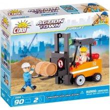 Cobi Klocki COBI Action Town Wózek w idłowy