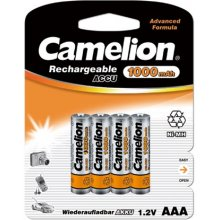 Camelion AAA/HR03, 1000 mAh, Rechargeable...