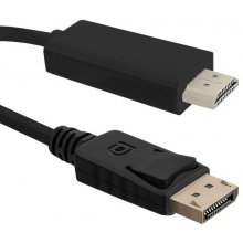 Qoltec кабель DisplayPort v1.1 / HDMI...