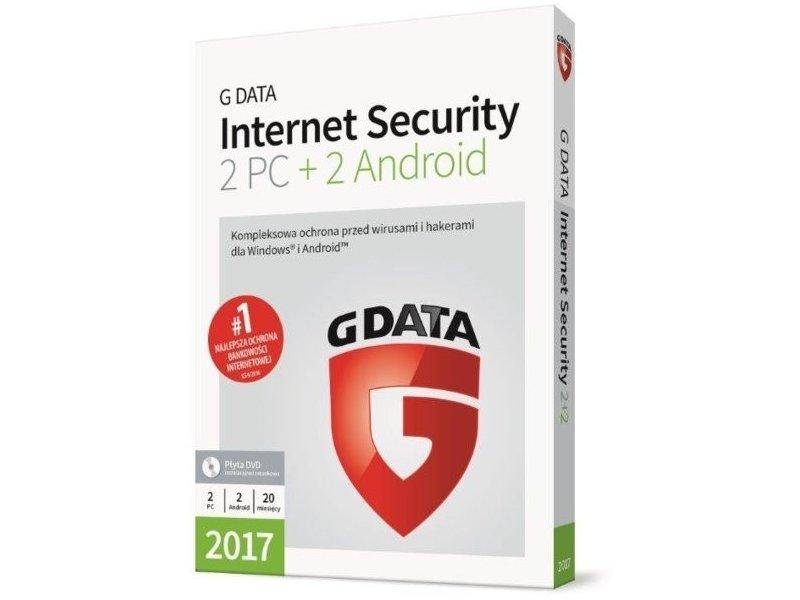 050fcdc96ed G DATA Internet Security 2017 2+2 20 Msc. BOX 090014 - 01.ee