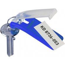 Durable Võtmehoidja, синий 6tk/pk
