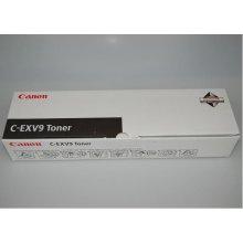 Тонер Canon C-EXV9 Toner, чёрный, чёрный
