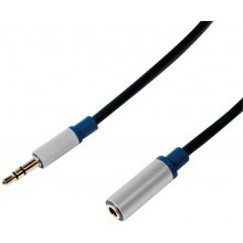 LogiLink - Premium Audio kaabel, 3.5 mm Male...