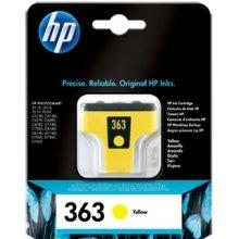 Тонер HP INC. HP 363, жёлтый, Standard...