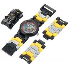 LEGO Zegarek Ninjago Cole mini figurka