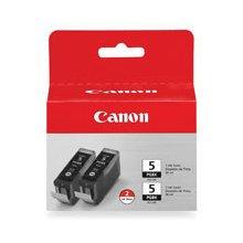Tooner Canon PGI-5BK Twin Pack, Pigment...