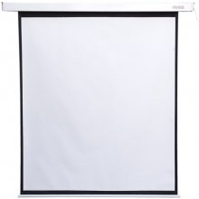 4World Electric mount projection screen...