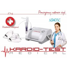 KARDIO-TEST Machanical inhaler...
