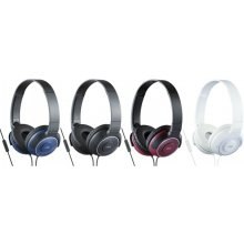 JVC kõrvaklapid HA-SR225 punane