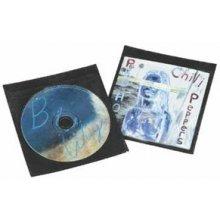 Diskid Hama 25 CD- / DVD-Schutzhüllen must