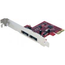 StarTech.com PCI Express eSATA Card, PCIe...