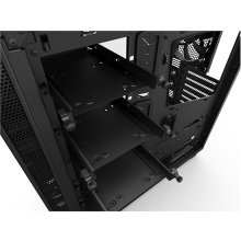Korpus NZXT H442 Black watercooling suport:...