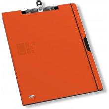 Hamelin Kirjutusalus kaanega ELBA A4, oranž