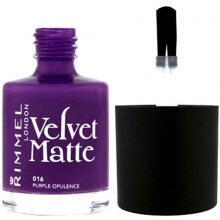 Rimmel London Velvet Matte Nail Polish 015...