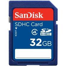 Mälukaart SanDisk SDHC 32GB