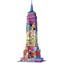 RAVENSBURGER 216 ELEMENTS 3D Empire State...