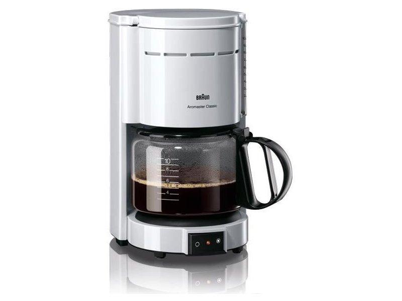 Braun Automatic Coffee Maker Aromaster Kf47 : Braun Kuchengerate brown KF 47/1 Classic Aromaster schwarz KF 47-1 - OX.ee