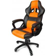 Arozzi Monza чёрный / оранжевый